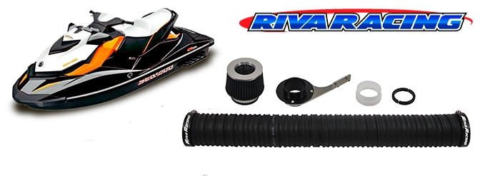 RIVA Sea-Doo GTR 215 Power Filter Kit